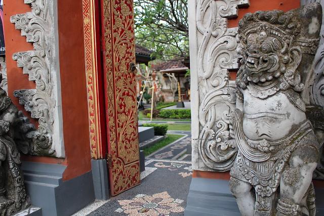 Bali architecture
