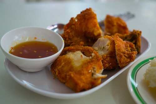 Fried Chicken at Hatyai