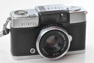 Olympus Pen-D