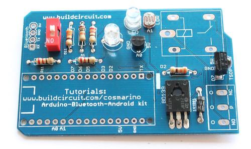 Step 10.1- RGB Common cathode LED