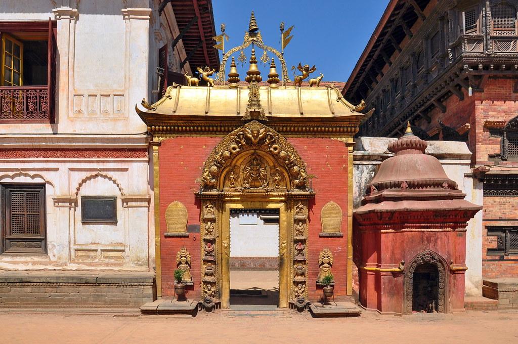 Image result for golden gate bhaktapur