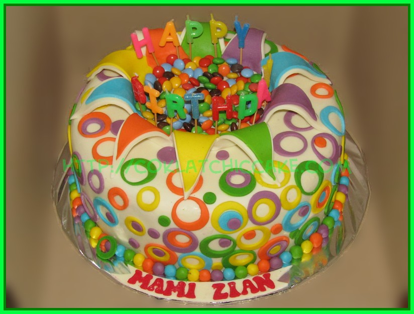 Cake Custom