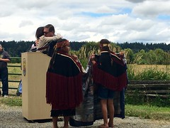 Secretary Jewell Joins Tribes, Local Leaders to Celebrate Billy Frank Jr. Nisqually National Wildlife Refuge