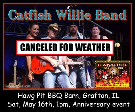 Catfish Willie Band 5-16-15