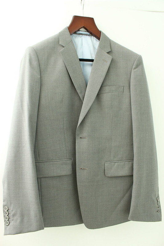 {Custom} Suit Jacket