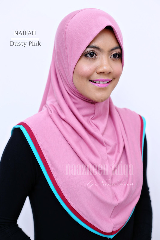 Naifah (Dusty Pink)