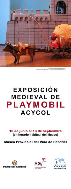 Playmobil Medieval de ACYCOL