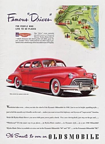 1948 oldsmobile dynamic 70 series four door sedan the for 1947 oldsmobile 4 door sedan
