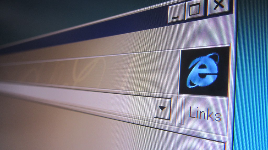 Internet Explorer Symbol Photo Of The Internet Explorer Ve Flickr