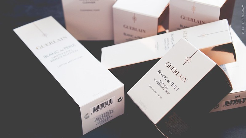 Guerlain BlancDePearl Review