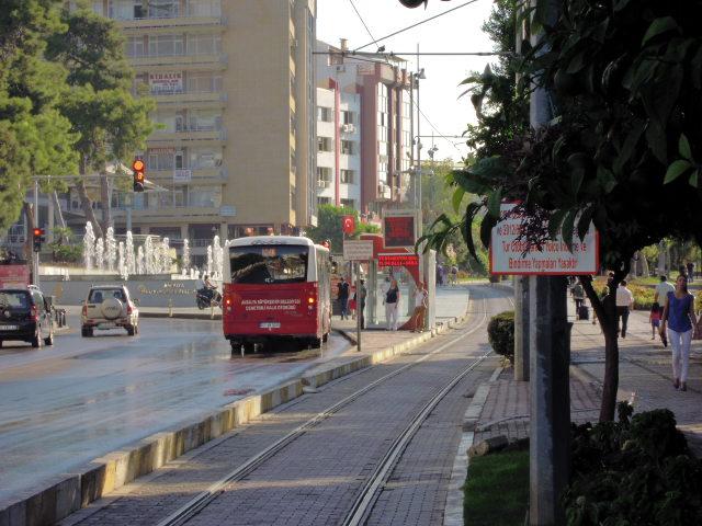 Antalya 街頭