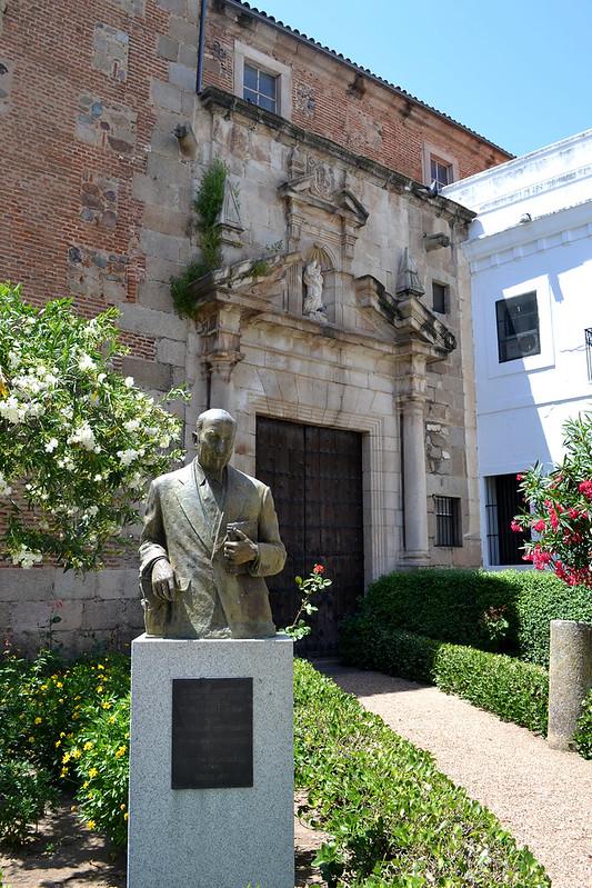 Antigua iglesia de Santa Clara, hoy Museo del Arte y la Cultura Visigoda de Mérida