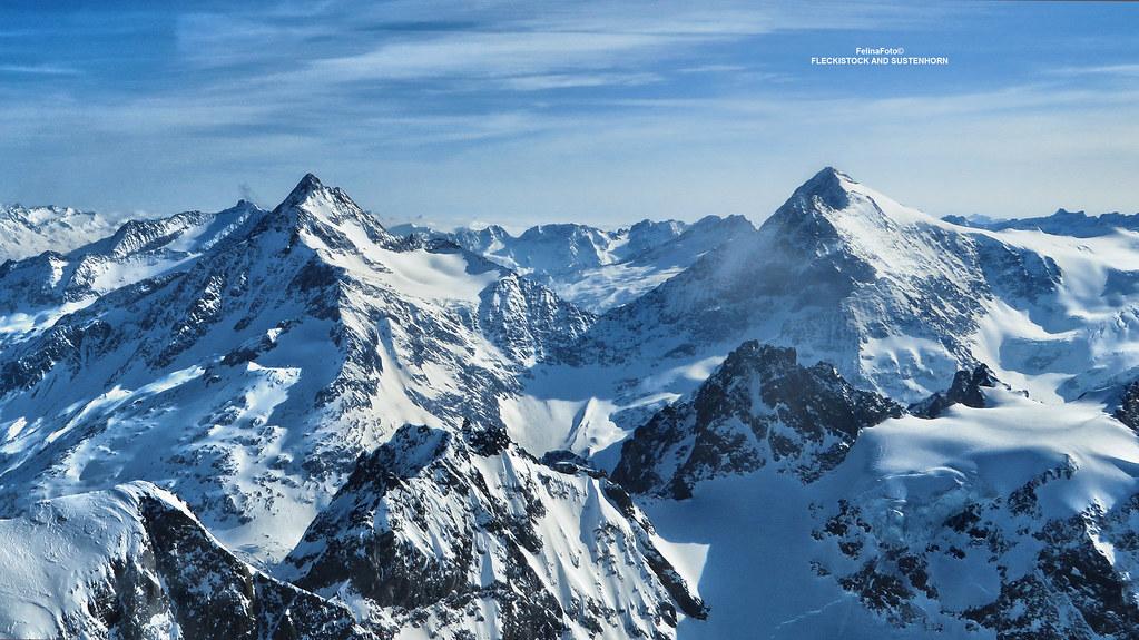 fleckistock and sustenhorn titlis mountain top view flickr