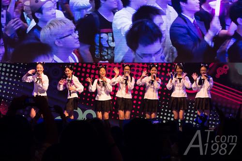 Thailand Comic Con 2015 - Siamese Kittenz