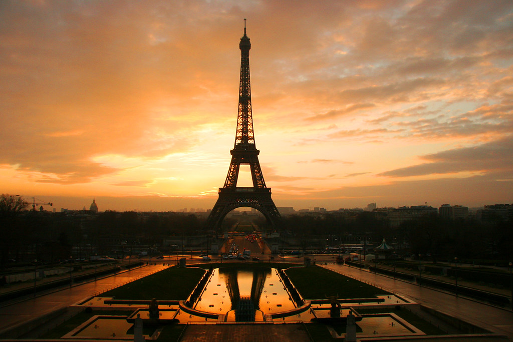 The Eiffel Tower Paris Photo WikiCommonsNitot The Eiff Flickr - Wikicommons