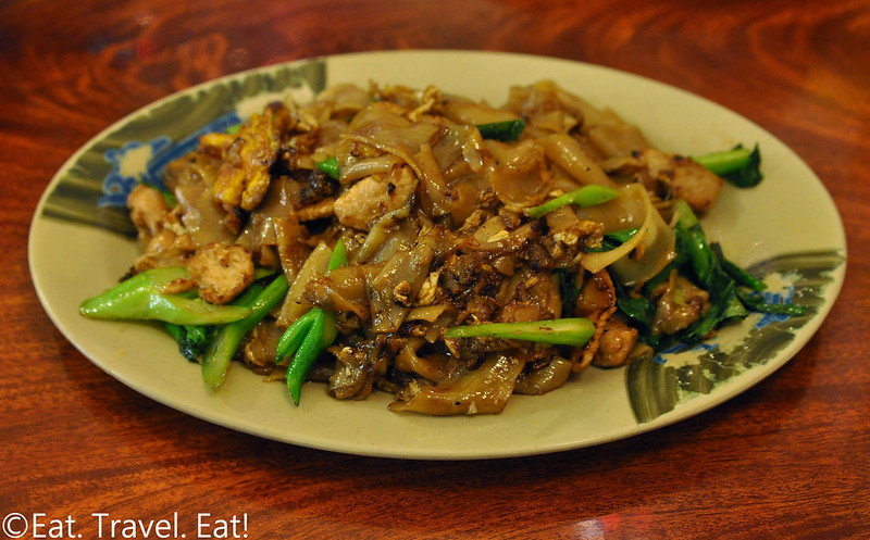 Pa-Ord Noodle #3- Los Angeles (Thai Town), CA: Pad See Ew