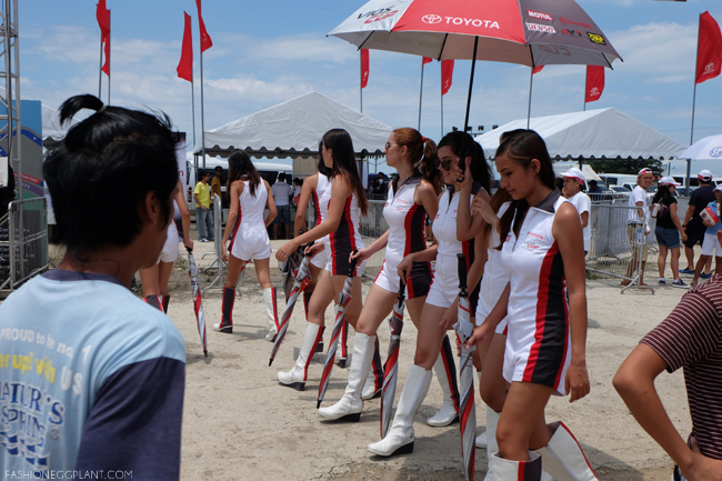TOYOTA VIOS CUP PROMO GIRLS