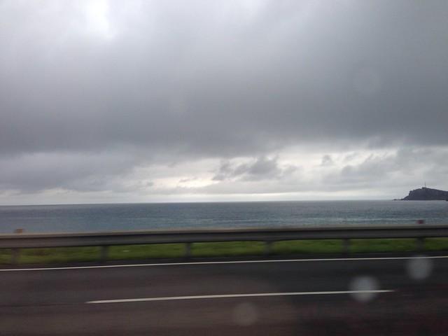 金山萬里一帶的海