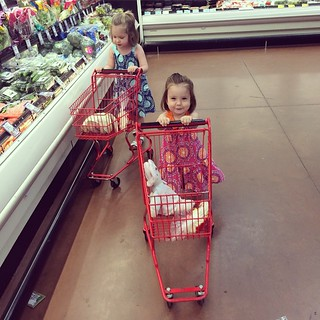 And now we have two menances to our fellow Trader Joe's shoppers.