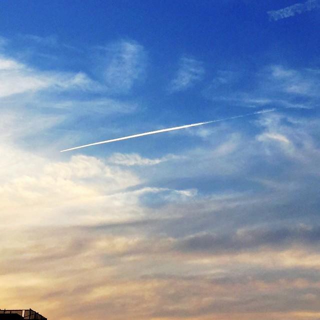 2015-06-01 18.27.26-2飛行機雲