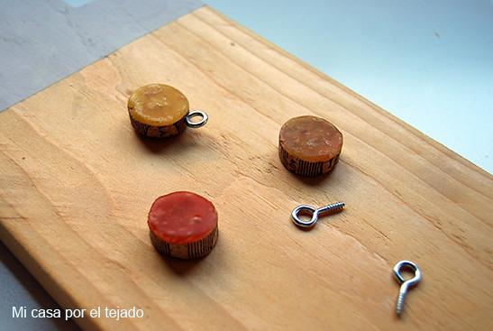 DIY identificador de copas de vino