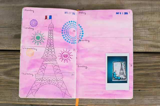 Sketchbook Journal 2015 - Week  17