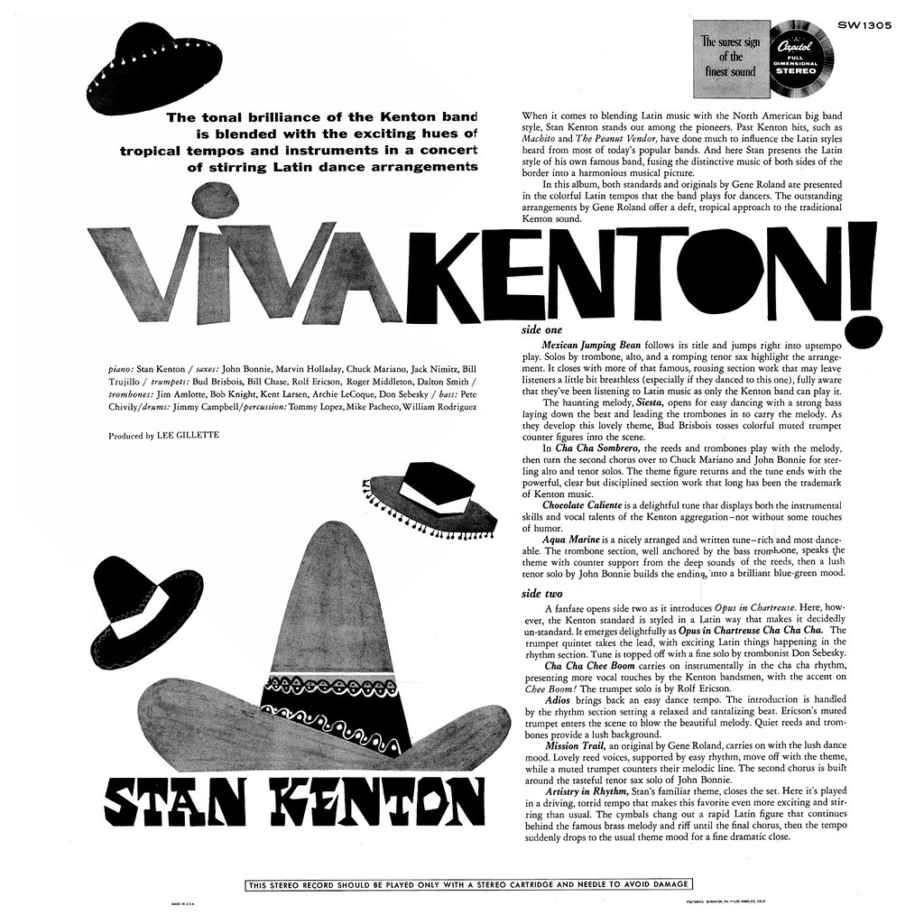 Stan Kenton - Viva Kenton