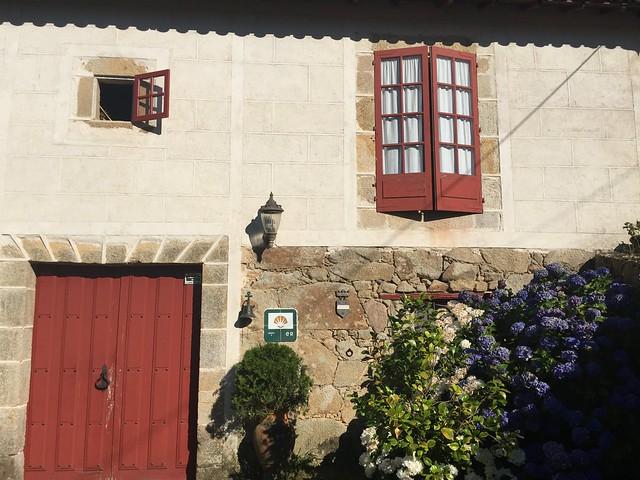 Rectoral de Anllo (Ribeira Sacra, Galicia)