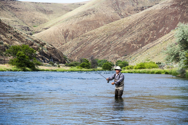 Lower Deschutes Wild and Scenic River