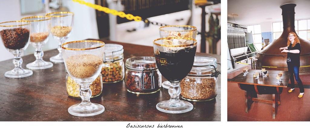 Interessante rondleiding door bierbrouwerij Het Anker in Mechelen met een basiscursus bierbrouwen en een introductie in de eigen producties | via It's Travel O'Clock