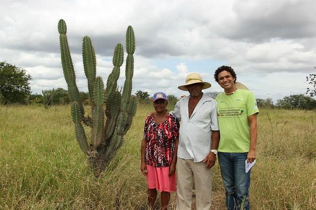 Sítio da Agricultura Familiar em Granito (PE)