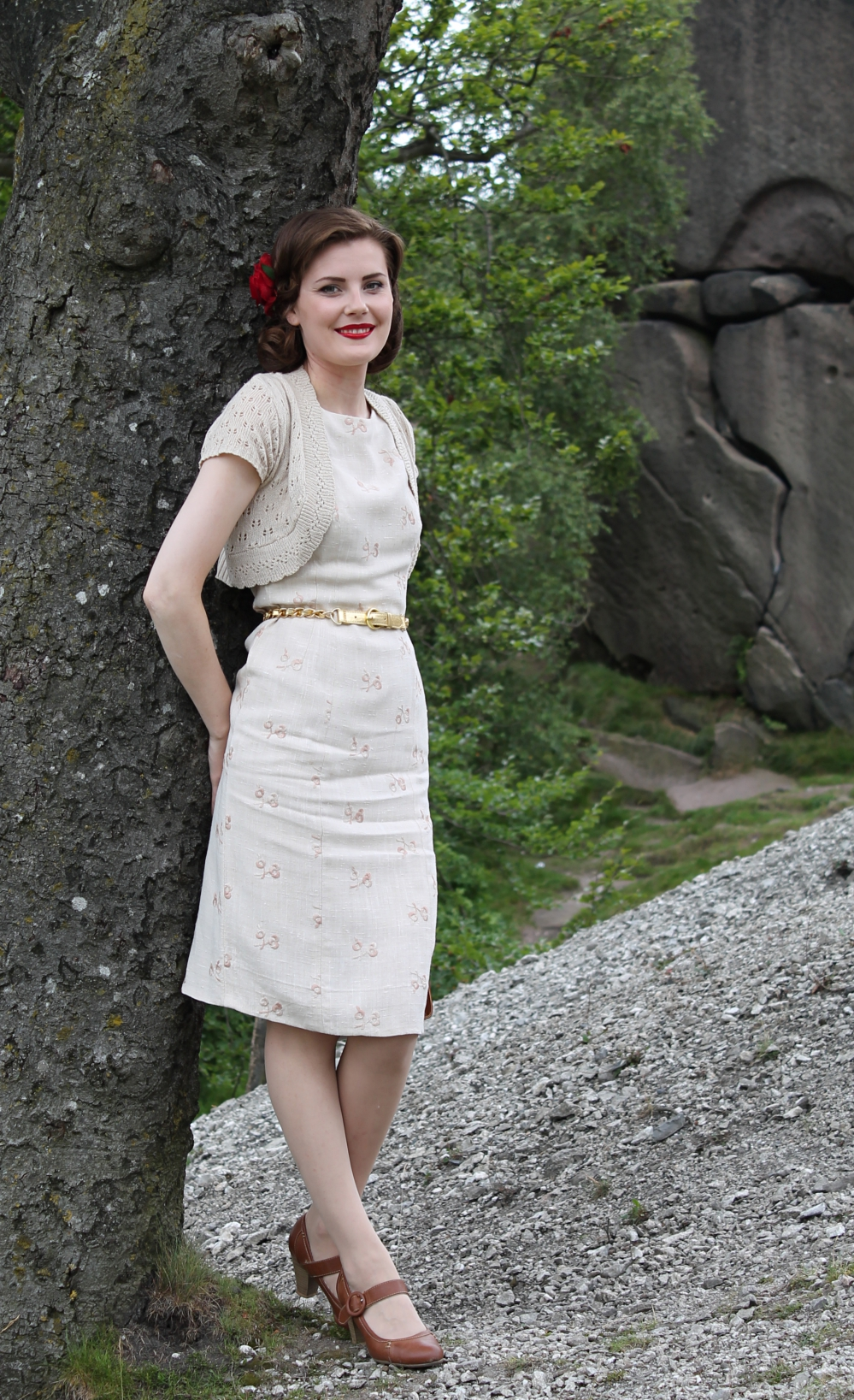 1950s outfit via lovebirdsvintage.co.uk