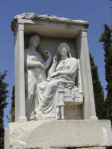 le cimetière du céramique 3