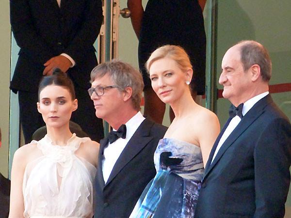 Cate Blanchett et Rooney Mara, Todd Haynes