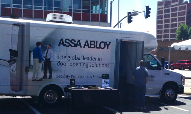 ASSA ABLOY has signed an agreement to acquire a Belgian sectional door company