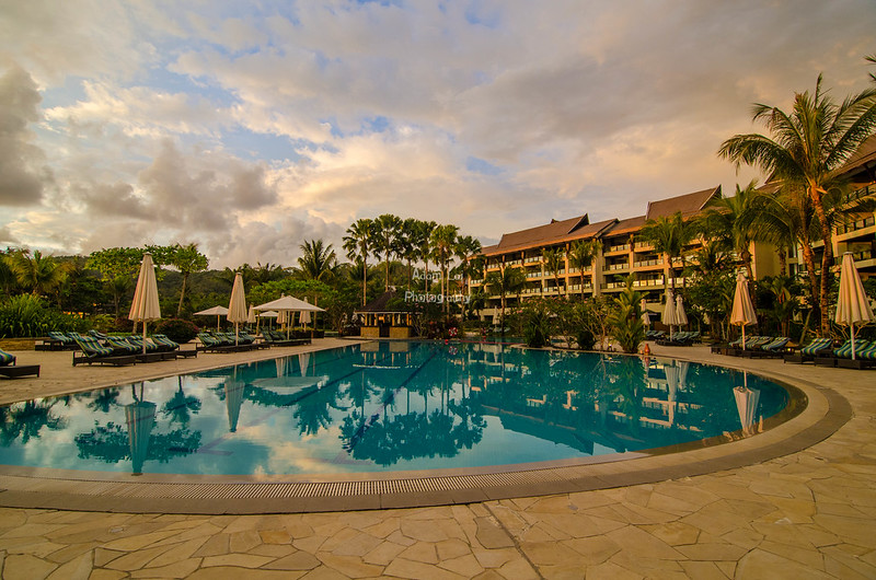 Shangri-la's Rasa Ria Resort and Spa