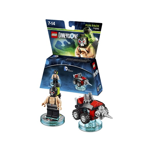 LEGO Dimensions Fun Pack: Bane (71240)