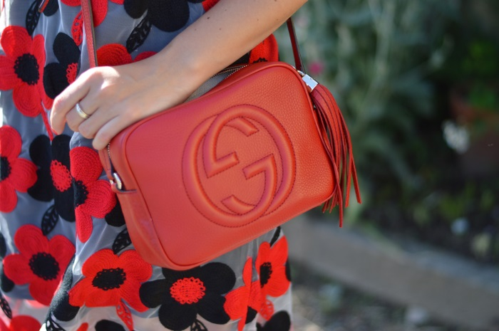 red and black, fiori, flowers, gucci, wildflower girl (12)