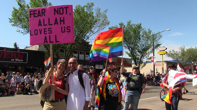 Edmonton Pride Parade 2015