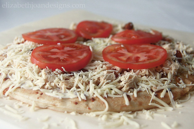 Cheese Tomato Pizza Toppings