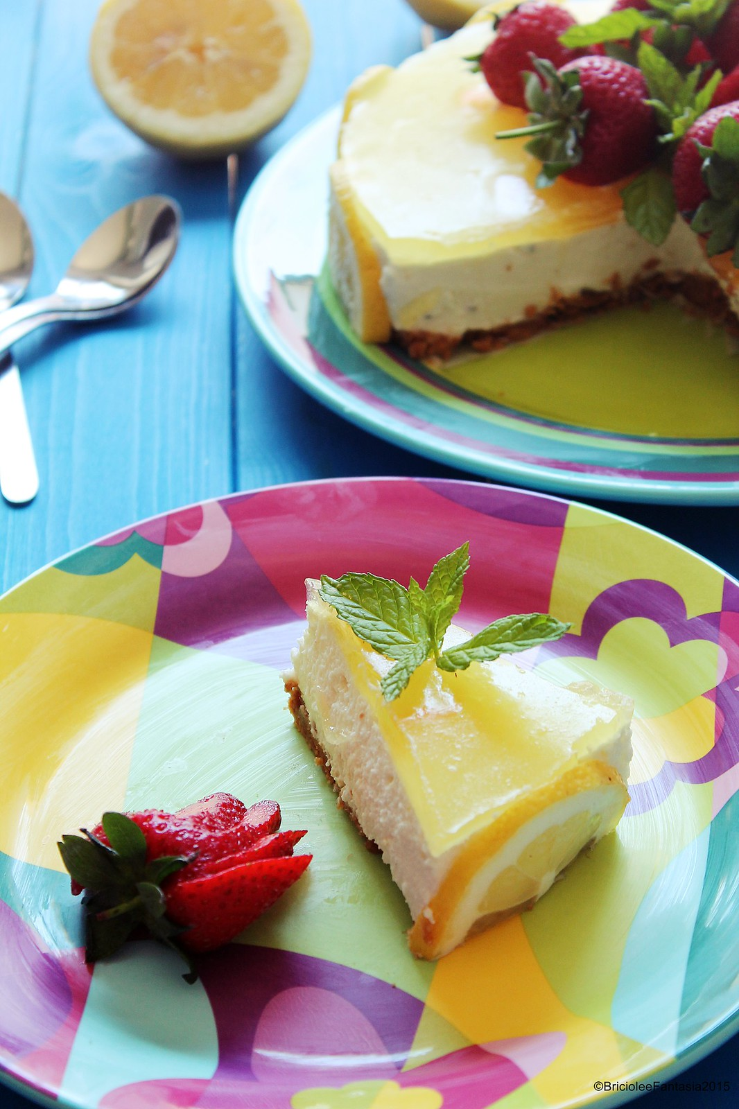 GiovannaA Cheesecake limone (2)