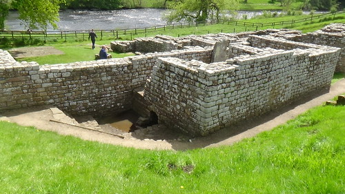 Chesters Roman Fort May 15 (14)