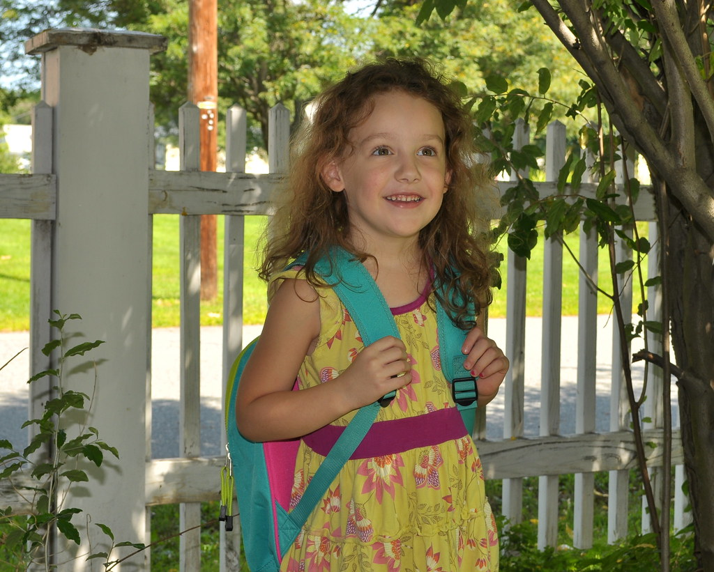 First day of school, 2014