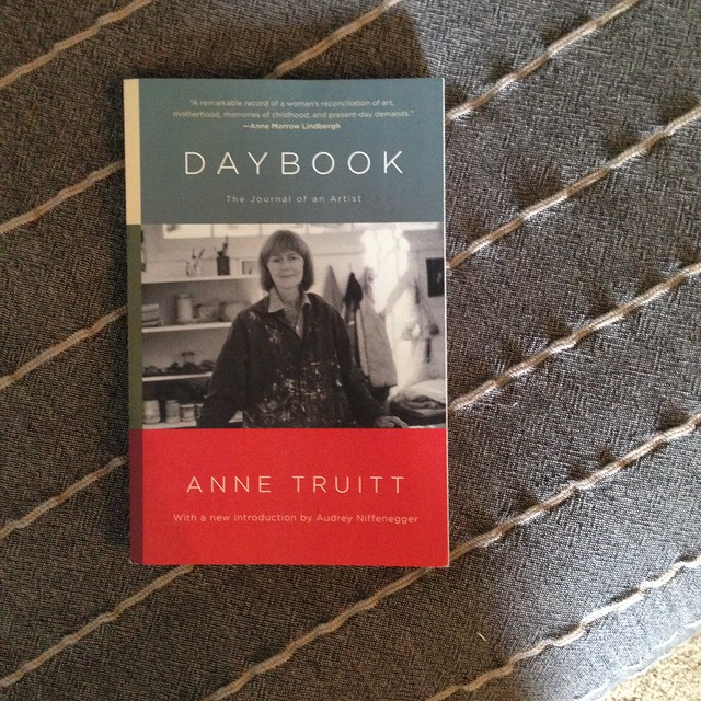 daybook: journal of an artist by anne truitt