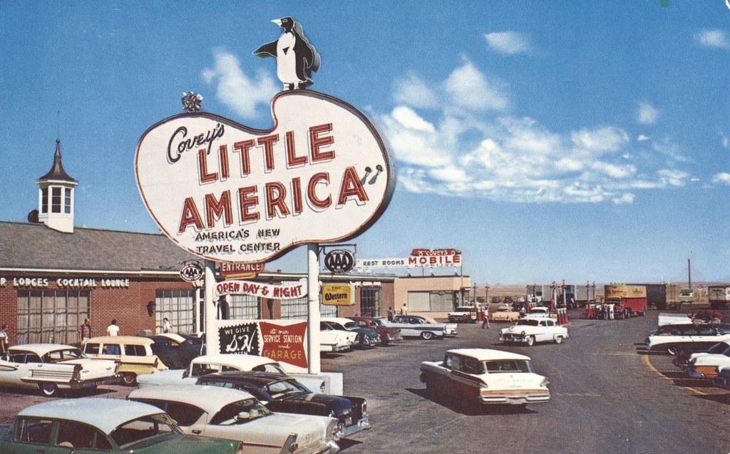 Covey's Little America - Cheyenne, Wyoming