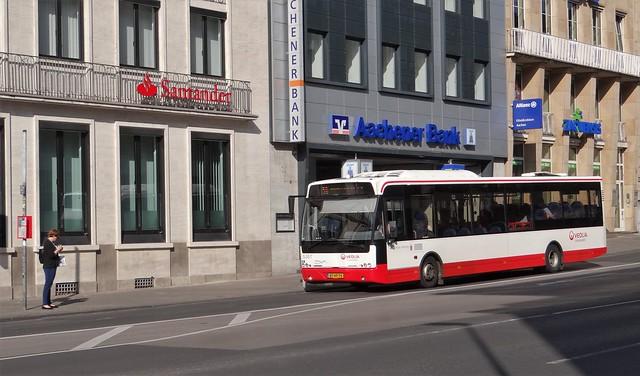 Aken / Aachen Theater bus Veolia ambassador 5357