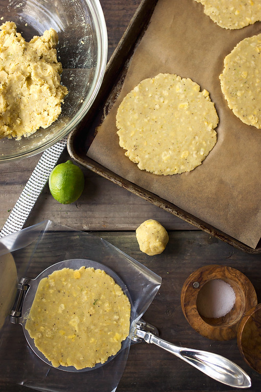 How-to Make Plantain Tortillas