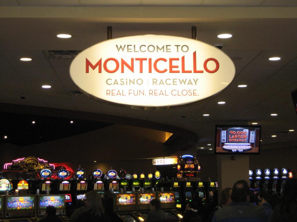 Monticello ny casino
