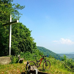 GipfelKrüz #herrenflue #nuglar #gempentrails #specialized #stumpjumper #mtb #sonnepur #sunshine #sunday