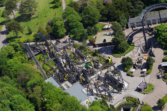 Smiler, Alton Towers